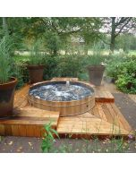 Storvatt hottub 180x90 custom made